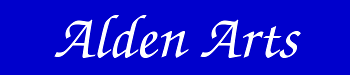 Logo of Alden Arts
